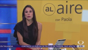 Foto: Al Aire, con Paola Rojas: Programa del 13 de febrero del 2019