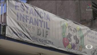 Foto: Alcaldía Benito Juárez Estancia Infantiles 20 de Febrero 2019