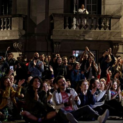 La Roma vive noche agridulce por resultado de 'Roma'
