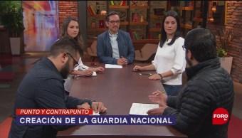 Foto: Amlo Creación Guardia Nacional 25 de Febrero 2019