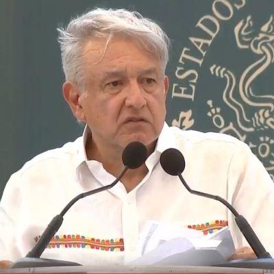 AMLO presenta en Campeche el programa 'Crédito ganadero a la palabra'
