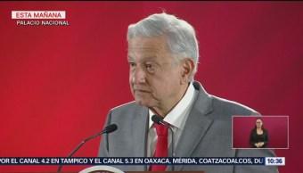 AMLO: Espriú aclarará sobre presunta propiedad en EU