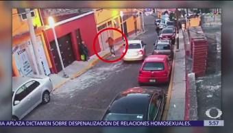 Asaltan a dos automovilistas en Santa Fe