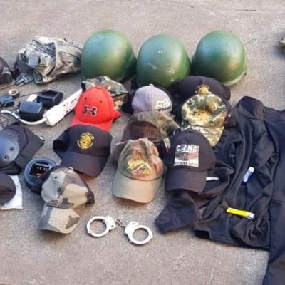 Aseguran una bodega presuntamente del CJNG en Veracruz