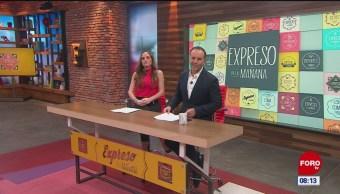 Así arranca Expreso de la Mañana con Esteban Arce del 18 de febrero del 2019