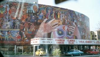 Foto Así se veía la Ciudad de México en los años 70 14 febrero 2019