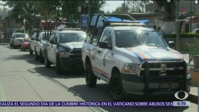 Asume mando único seguridad de Cuernavaca
