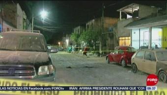 Atacan a familia a balazos en Tonalá, Jalisco