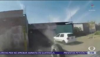 Ataque armado contra una vulcanizadora en Guanajuato