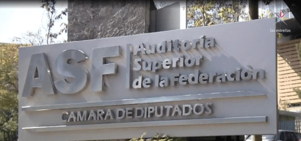 Foto: Letrero de la Auditoría Superior de la Federación, febrero de 2019, Ciudad de México
