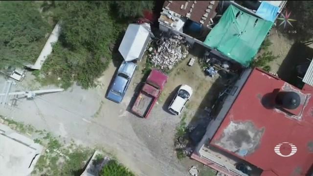 Foto: Hidalgo Monitorean Ductos Pemex Drones Huachicol 27 de Febrero 2019