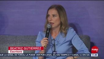 FOTO: Beatriz Gutiérrez presenta su libro 'Tepic Literario', 2 febrero 2019