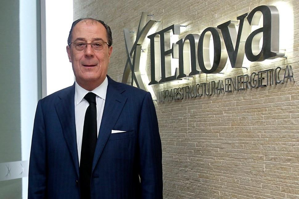 Carlos Ruíz Sacristan, extitular de la Sener, forma parte del consejo directivo de la empresa IEnova (El Universal)