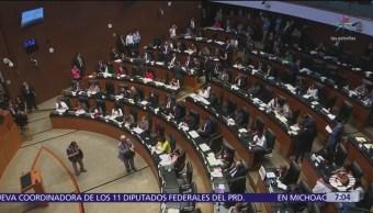 Celebran diputados acuerdo del Senado para aprobar Guardia Nacional