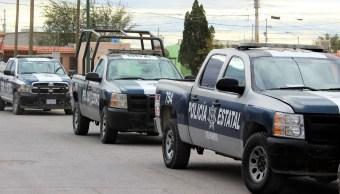 Foto: Patrullas de la Policía del estado de Chihuahua, 29 febrero 2019