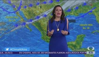 Clima Al Aire: Ambiente caluroso prevalecerá en CDMX