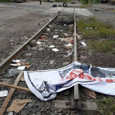 CNTE retira bloqueo en paraje 'Las Guacamayas' en Michoacán