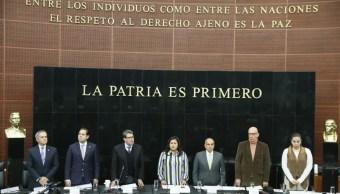 Senado, Comisión Especial, Caso Puebla, Twitter, 12 febrero 2019