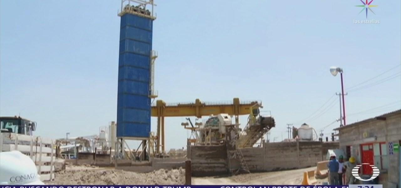 Conagua estima que Túnel Emisor Oriente quedará listo este año