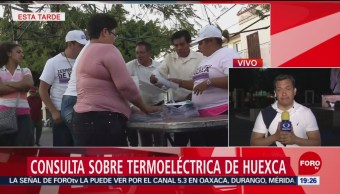 FOTO: Consulta transcurrió sin incidentes en Cuautla, Morelos, 23 febrero 2019