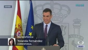 Foto: Convocan a elecciones generales en España
