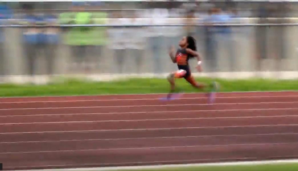 nino-rapido-Usain-Bolt-carrera-100-metros-video-viral