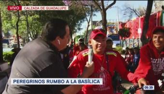 #CotorreandoconlaBanda: Peregrinos rumbo a la Basílica