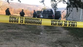 Foto: Hallan restos humanos en Zapopan, Jalisco, 11 de febrero 2019. Twitter @JCMunguiaA92