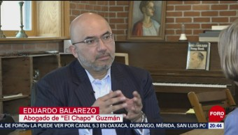 Foto: Defensa Chapo Apelará Veredicto 20 de Febrero 2019