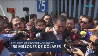 Foto: Denuncian a Romero Deschamp por defraudación fiscal