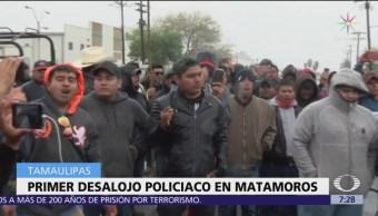 Desalojan a trabajadores en maquiladora de Tamaulipas