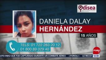 Desaparece quinceañera un día después de su fiesta en Tlalnepantla