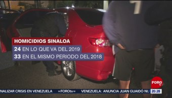 FOTO: Descartan aumento de violencia en Sinaloa por veredicto de 'El Chapo', 13 FEBRERO 2019