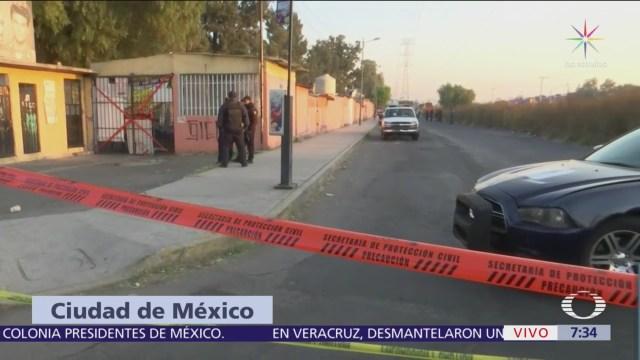Descubren toma clandestina de combustible en Gustavo A. Madero, CDMX