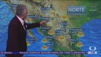 Despierta con Tiempo: Prevén nieve en zonas serranas de Baja California