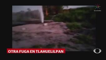 Foto: Nueva Fuga Combustible Tlahuelilpan 19 de Febrero 2019