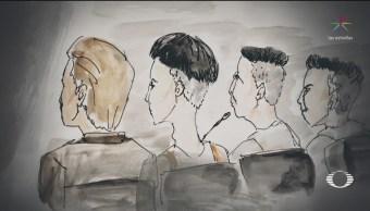 Foto: Prisión Preventiva Detenidos Iztapalapa 20 de Febrero 2019