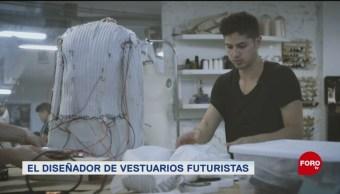 FOTO: Diseñando la ropa del futuro, 17 febrero 2019