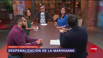 Foto: Despenalización Marihuana Cannabis Mexico 27 de Febrero 2019