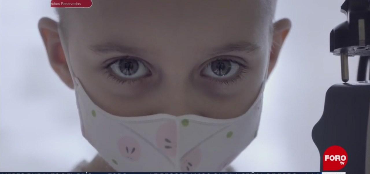 Foto: El cáncer en menores de edad