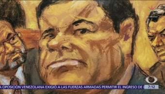 Foto: 'El Chapo' pasará el resto de su vida en prisión