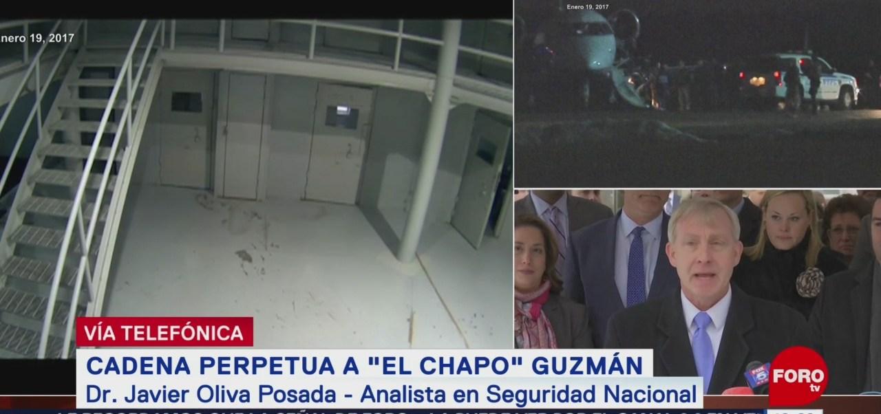 Foto: 'El Chapo' tiene derecho a apelación, explica analista