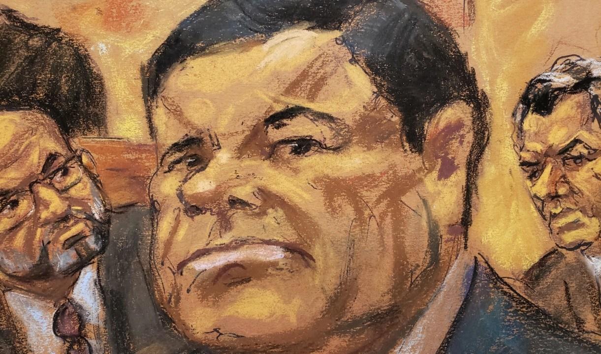 La suerte de 'El Chapo' Guzmán está echada: Así fue el juicio del siglo