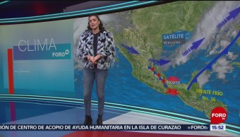 Foto: El Clima Daniel Álvarez 13 de Febrero 2019