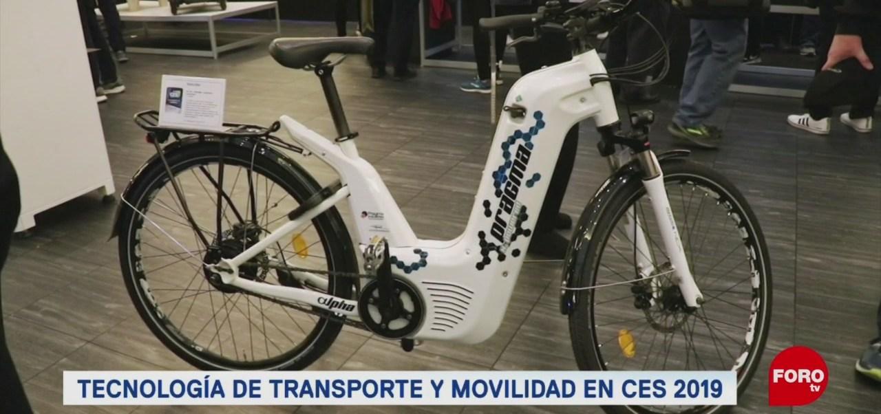 FOTO: El transporte del futuro, 16 febrero 2019