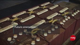 FOTO: Emprendedores mexicanos ven hacia el futuro energético, 2 febrero 2019