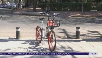 Empresa de scooters dejará de operar en CDMX
