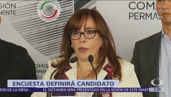 Encuesta para definir a candidato de Morena en Puebla