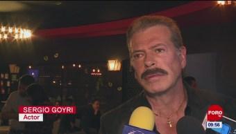 #EspectáculosenExpreso: Sergio Goyri se disculpa por declaraciones