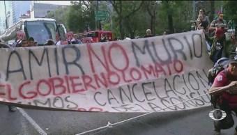 Foto: Justicia Asesinato Activista Samir Flores 20 de Febrero 2019